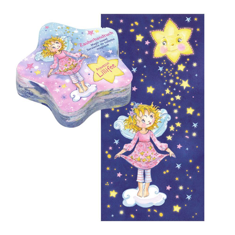 Lillefe Magisk håndklæde 30x60 cm