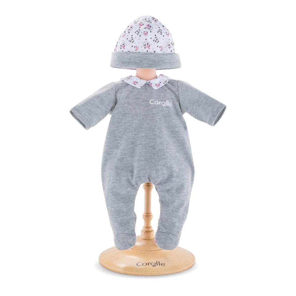 Corolle pyjamas til 30 cm dukker med panda