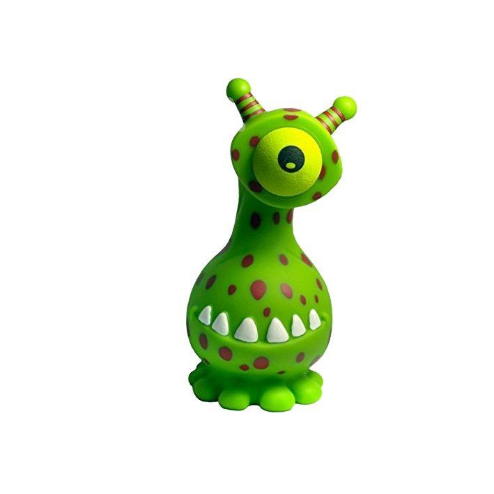 Alien Opto der skylder med sit øje
