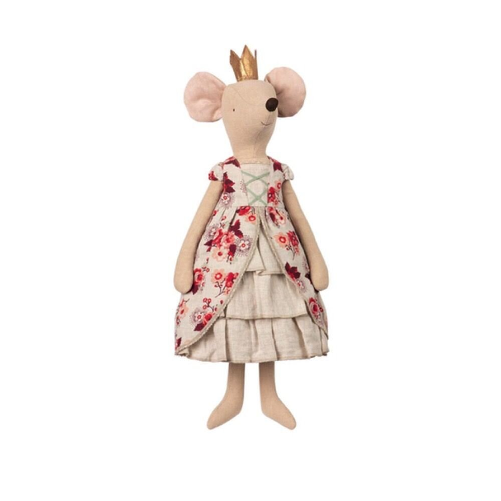 "Maileg Maxi Mus Prinsesse ""Miss Mouse"" 50 cm"