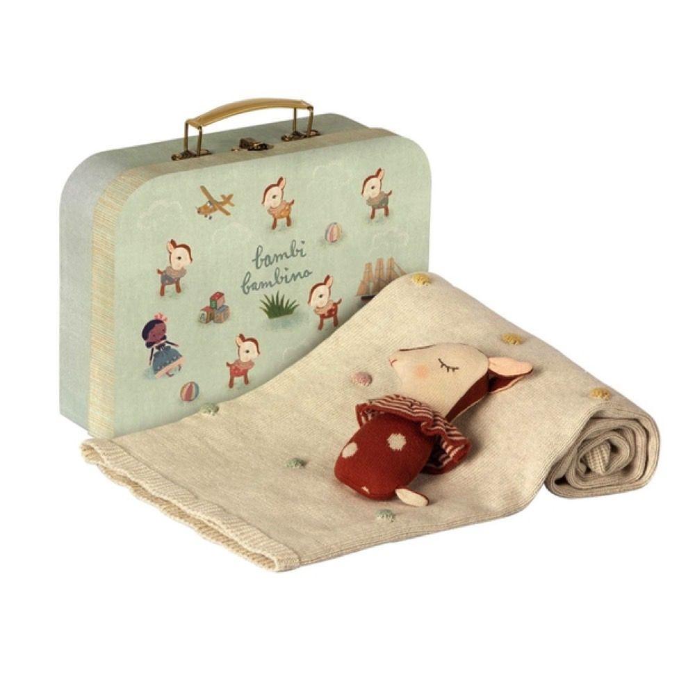 Maileg Baby gaveæske - Rusty