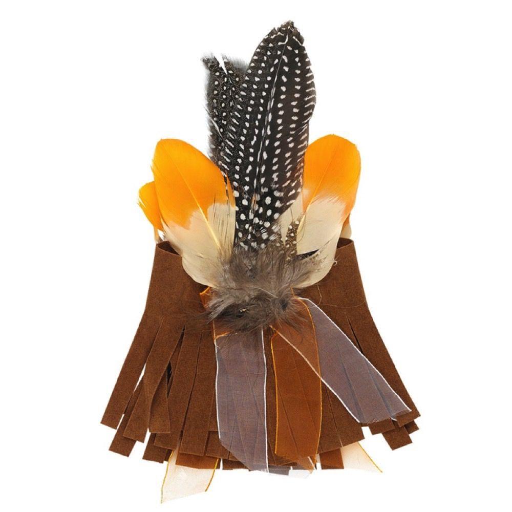 Indianer Udklædning Ankel-Armbånd