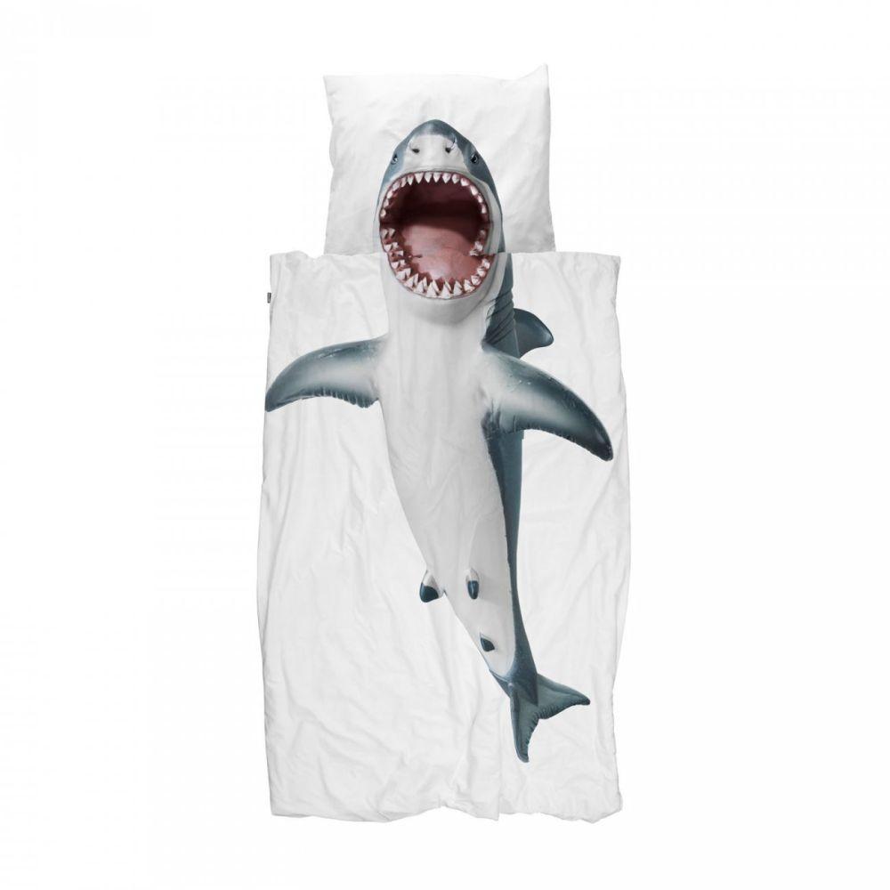 Snurk sengetøj haj