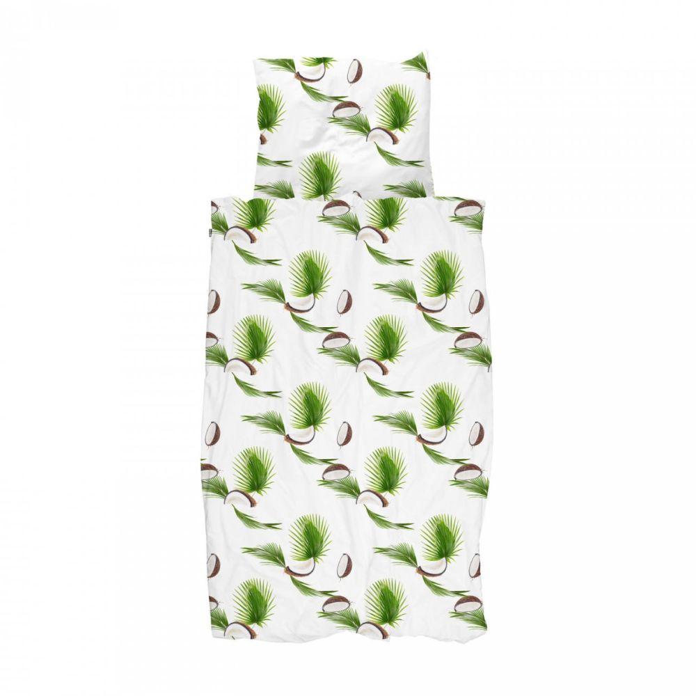 Kokosnødder sengetøj fra Snurk