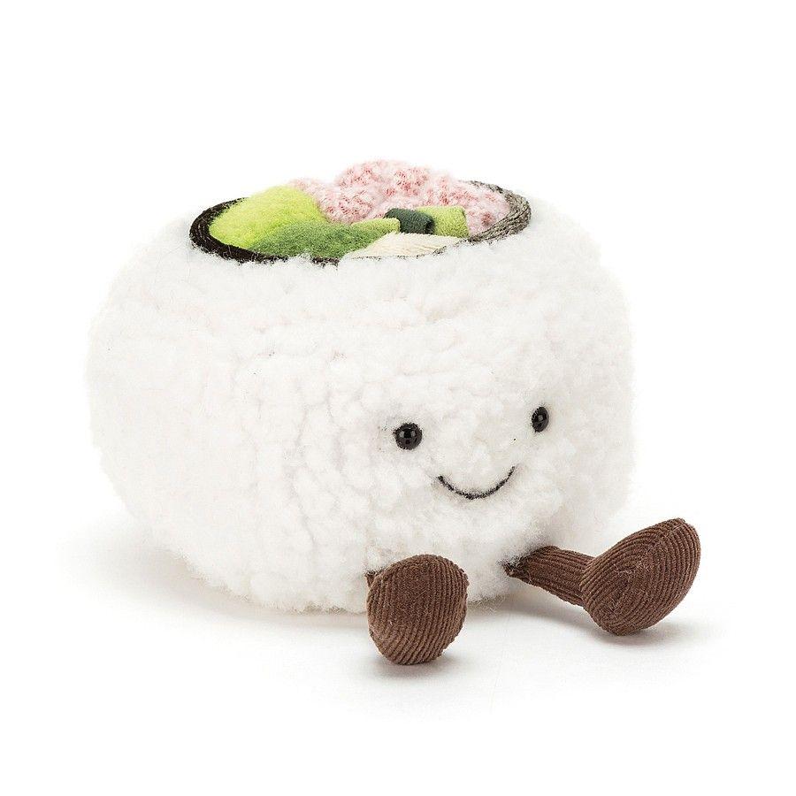California sushi roll fra jellycat