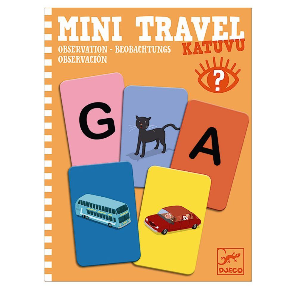 mini travel rejsespil katuvu