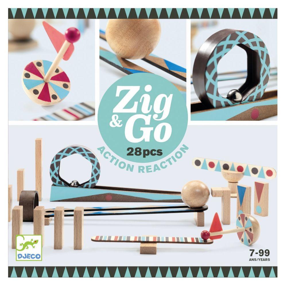 zig and go kuglebane fra djeco