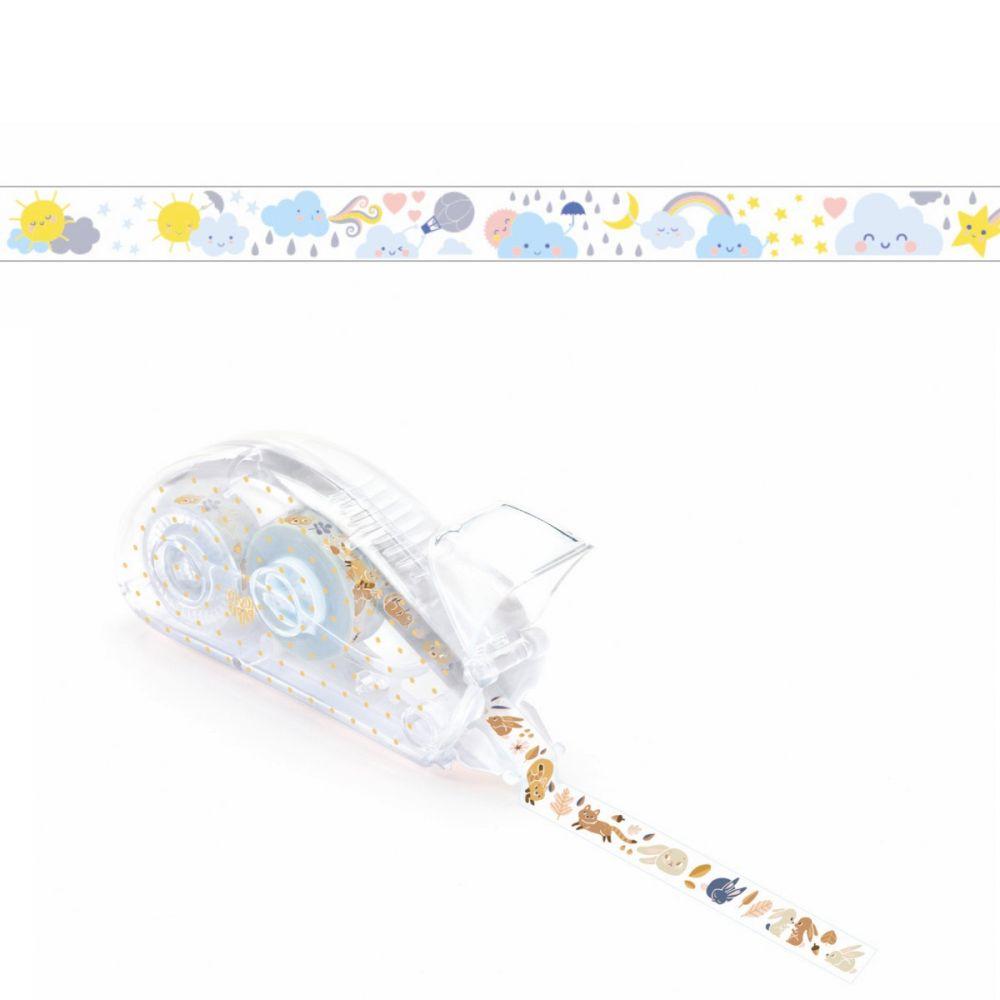 dekoration tape fra djeco