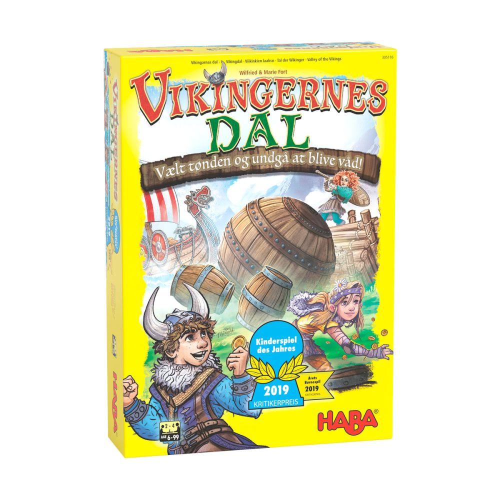 vikingernes dal haba spil