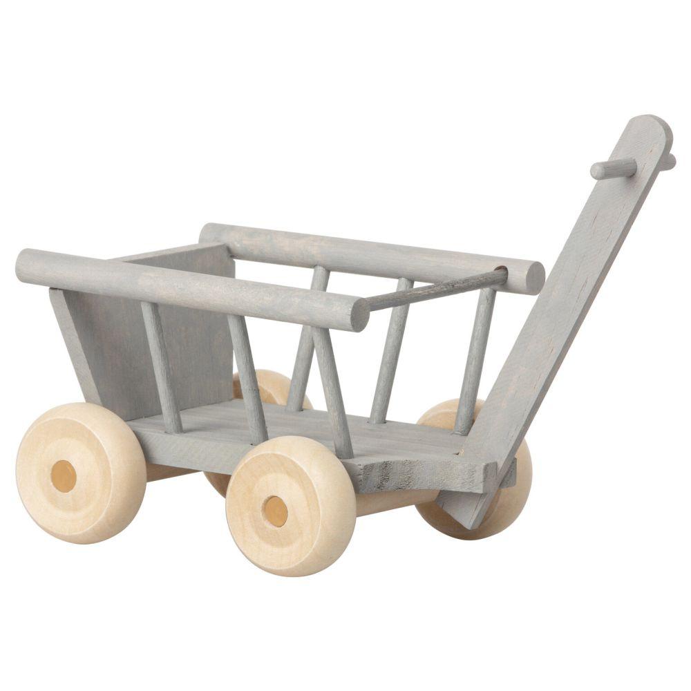 Maileg micro trævogn