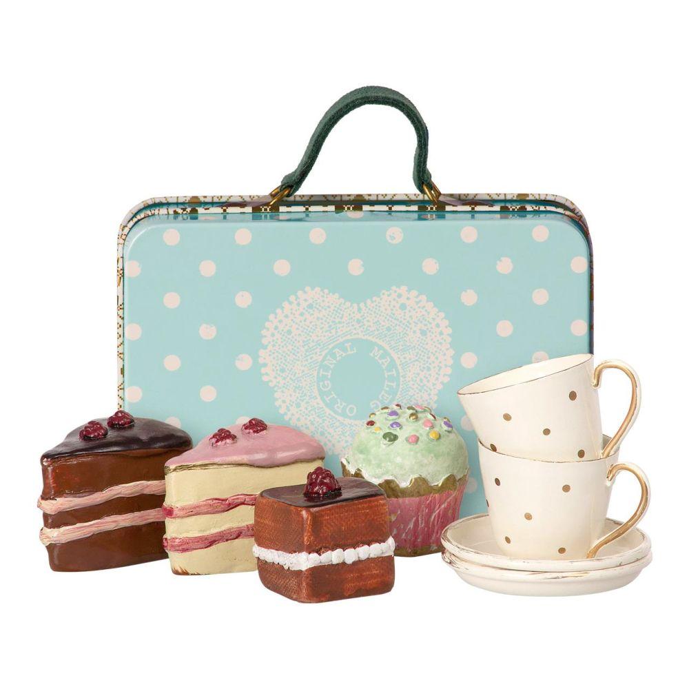 maileg kuffert med kager