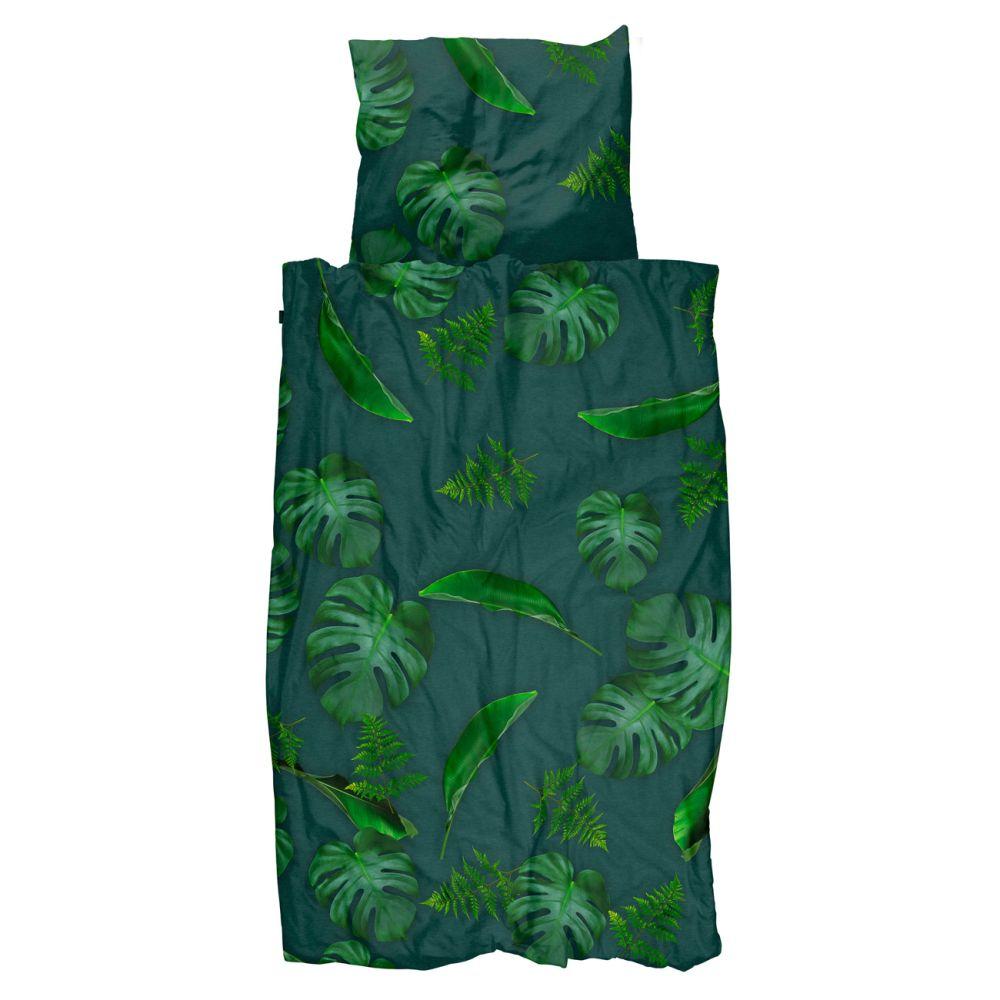 green forest sengetøj fra snurk 140x220