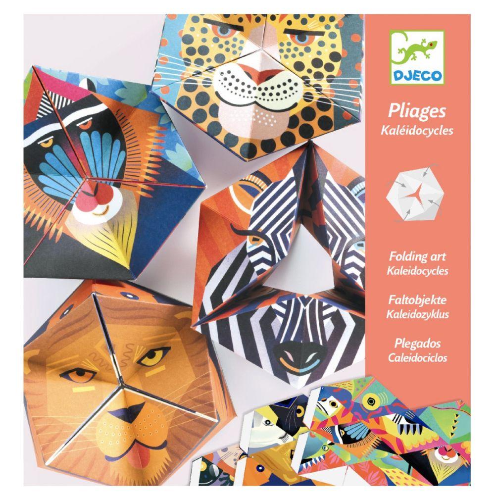 Djeco Origami kalejdoskoper