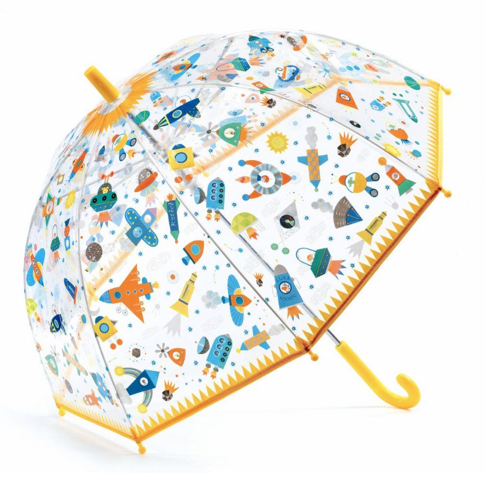 Djeco paraply med rummet