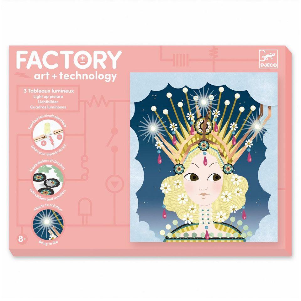 Djeco Factory smukke damer