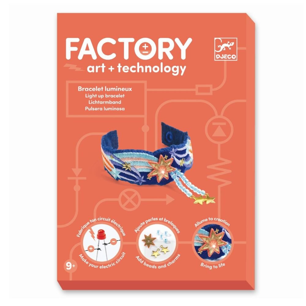 Djeco Factory armbånd