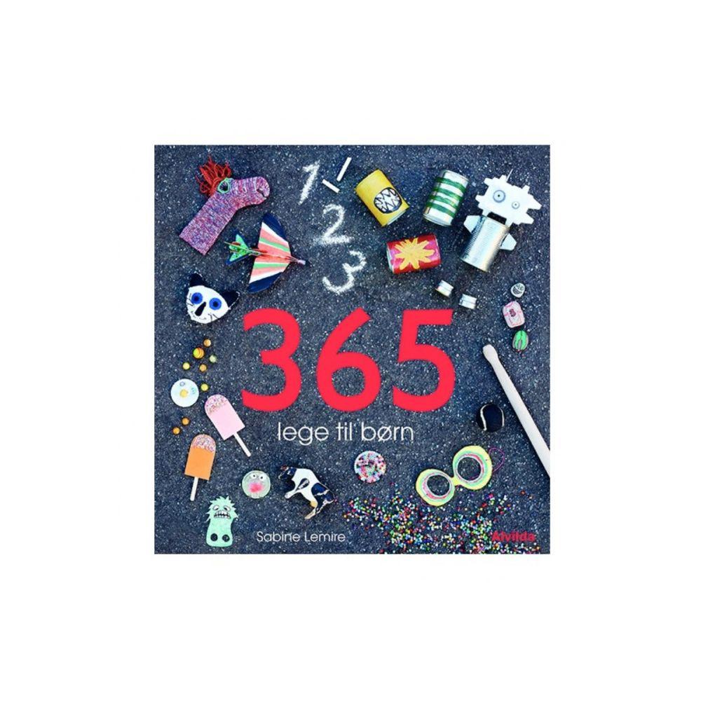 Bog 365 lege til børn