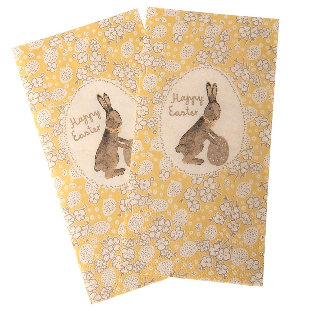 Maileg servietter med påske motiver 2020
