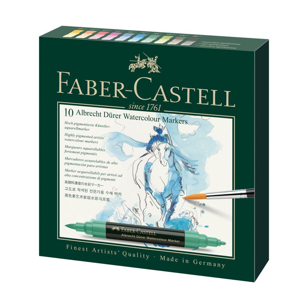 Faber-Castell Albrecht Dürer 10 akvarel tusser