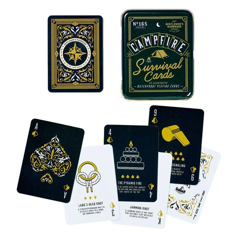 Gentlemen´s Hardware spillekort overlevelse tips