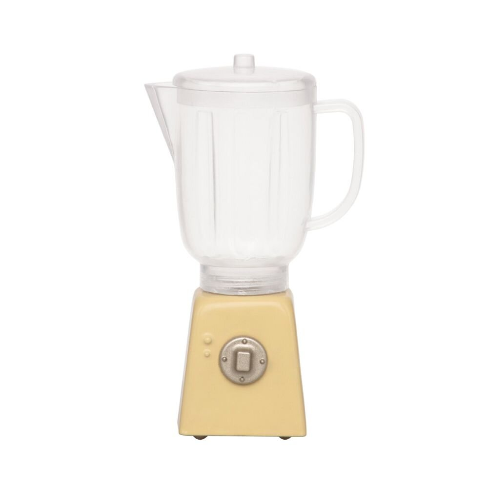 Maileg Miniature blender gul