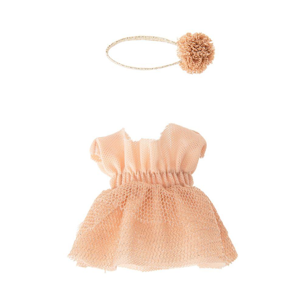 Maileg Tøj til storesøster kjole Giselle