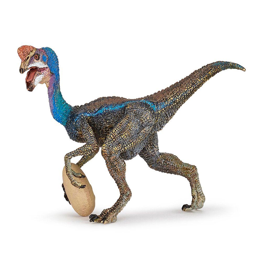 Papo Blå Oviraptor Dinosaurer