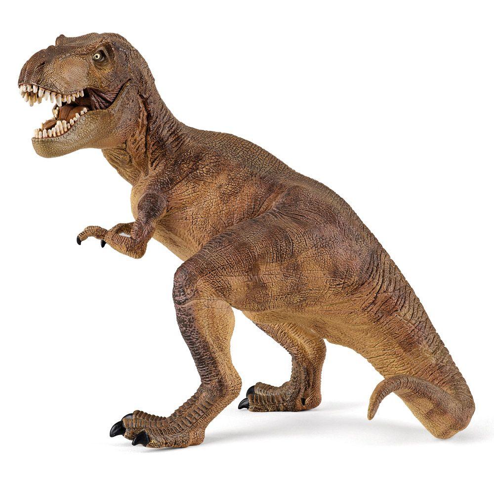 Papo T-REX Dinosaurer brun