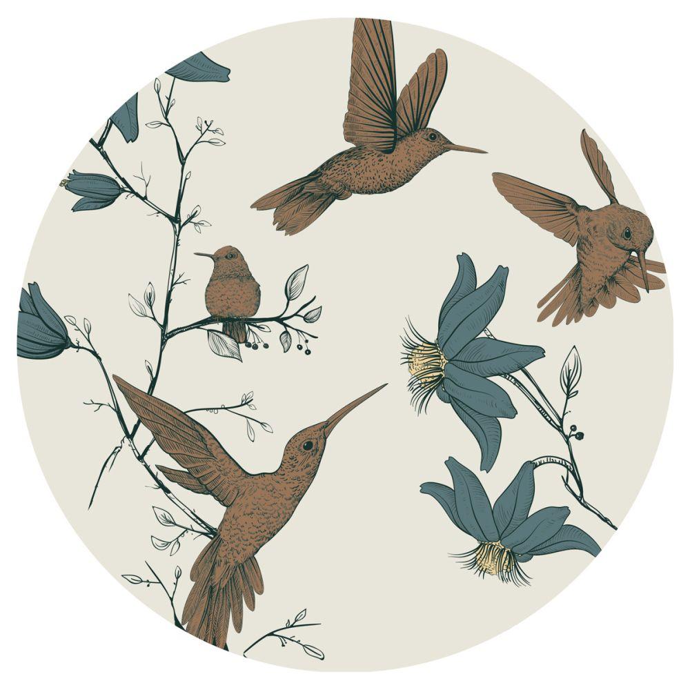 Skridsikkert underlag Splat Mat - Hummingbird