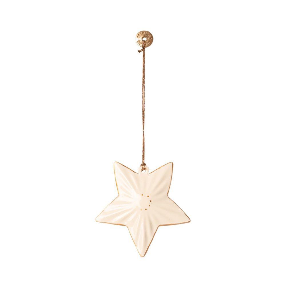 Maileg Juleophæng metal stjerne 2020