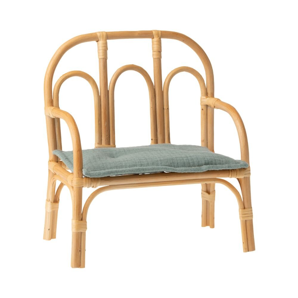 Maileg Rattan sofa medium