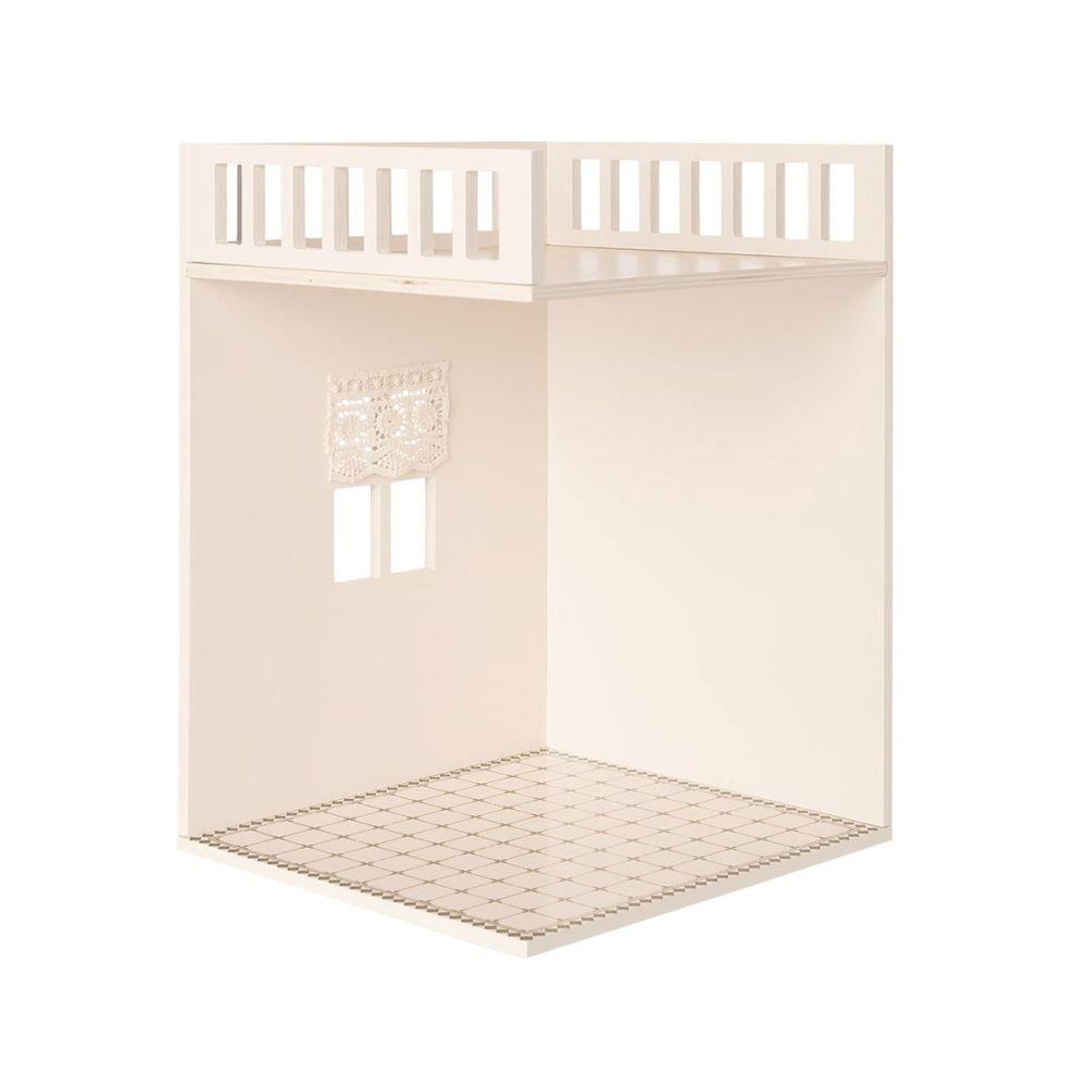 maileg ekstra rum som badeværelse til dukkehuset