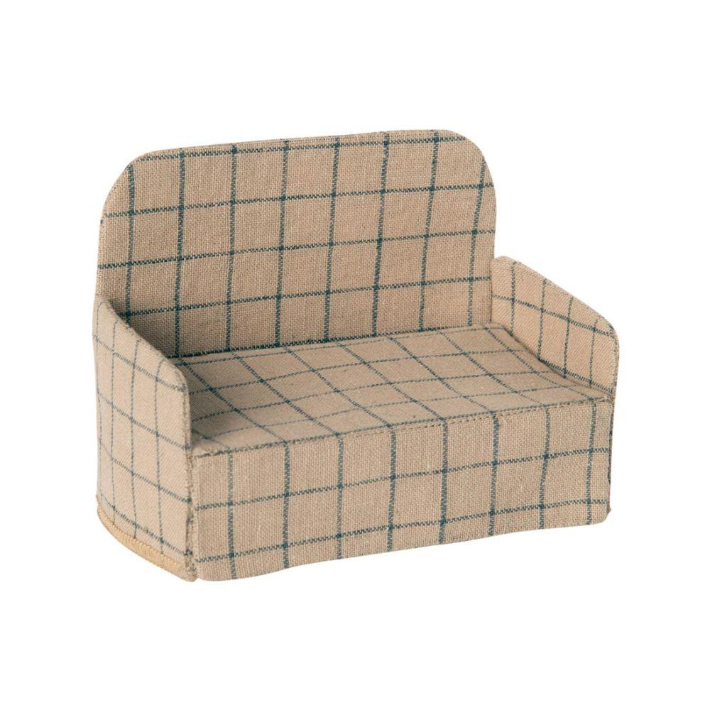 Maileg Micro Sofa til Honningkagehus