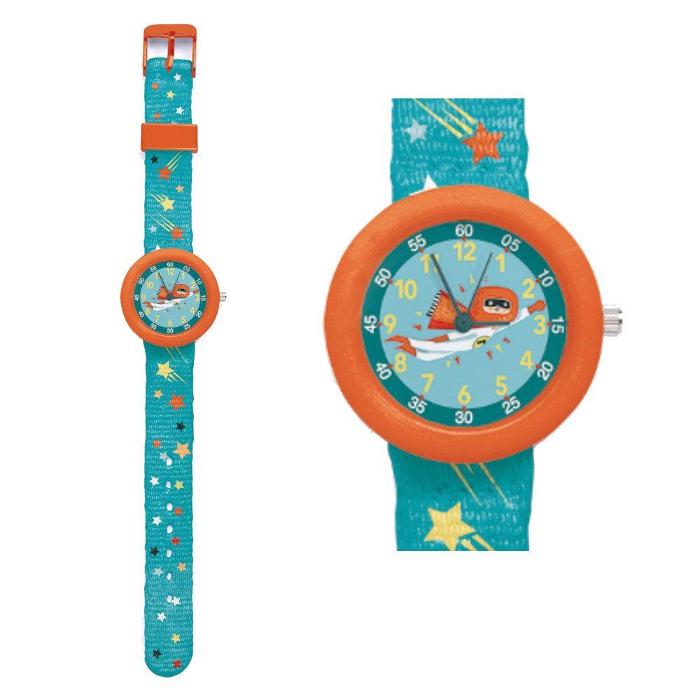 Djeco Armbåndsur Superhelt