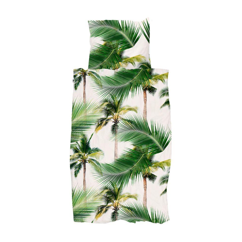 SNURK Palm beach sengetøj 140x200