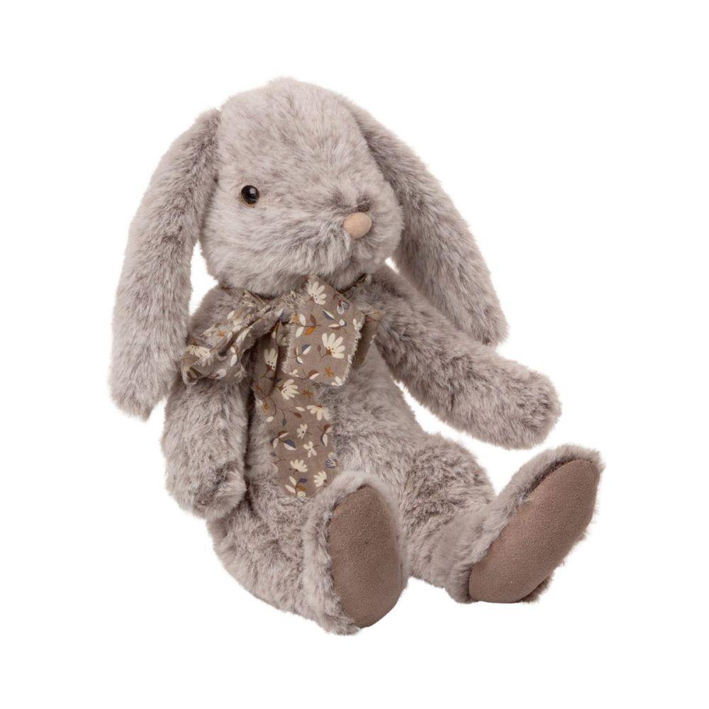 Maileg Fluffy Bunny large grå