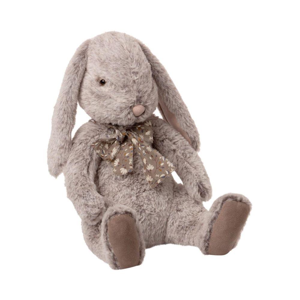 Maileg Fluffy Bunny x-large grå
