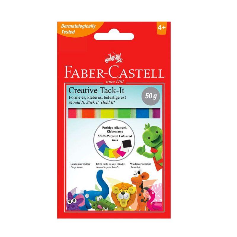 Faber-Castell Farvet Elefantsnot PVC fri