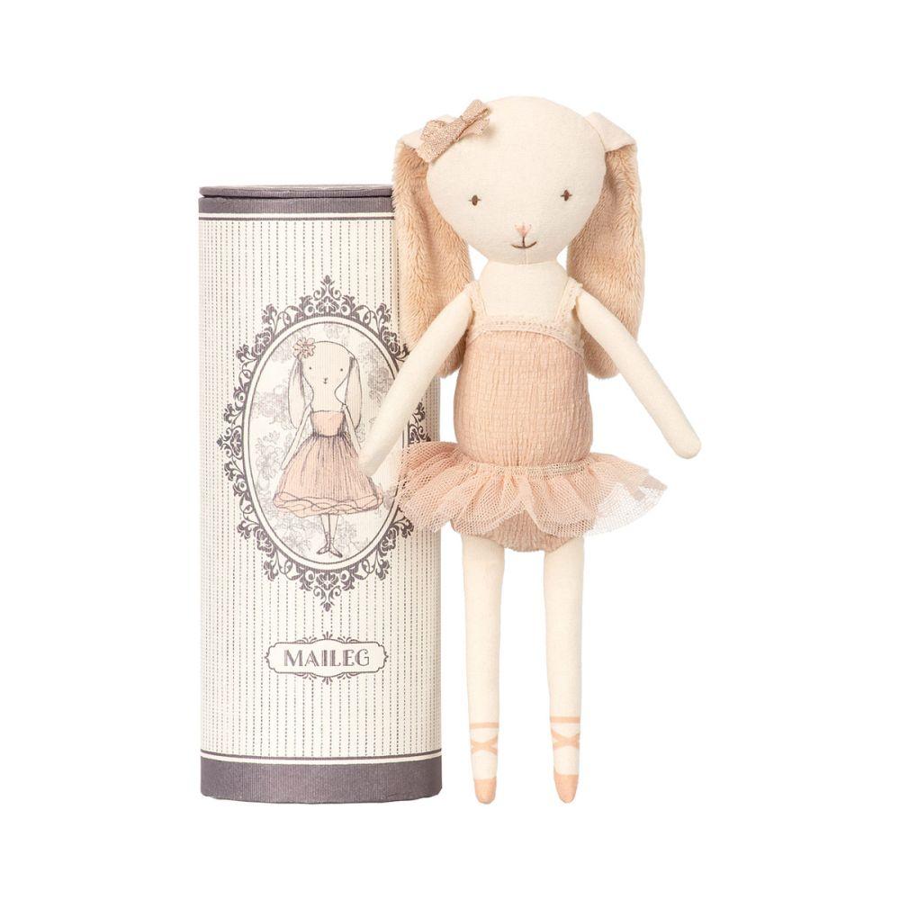 Maileg bamse ballerina i gaveæske