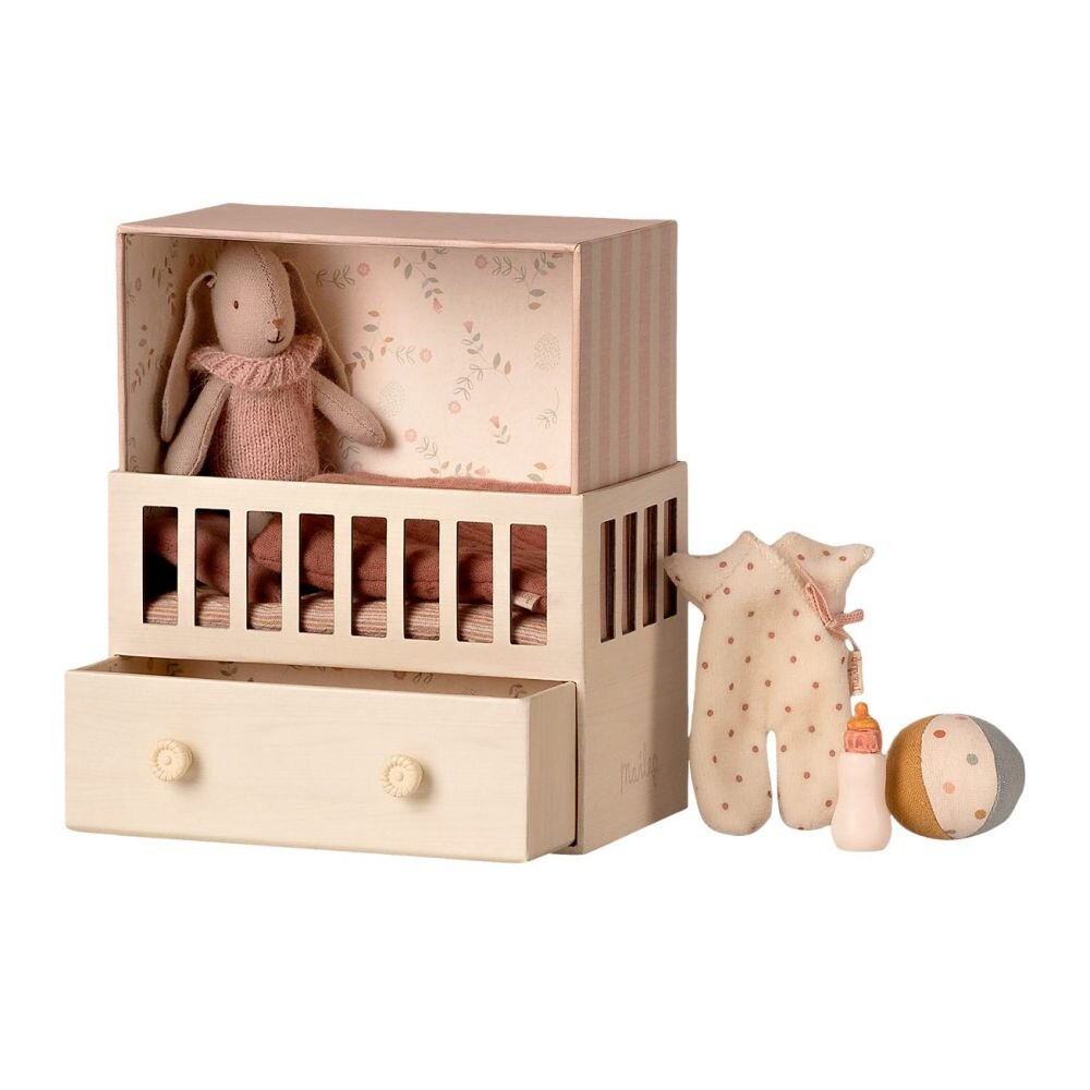 Maileg Baby room micro bunny  2021