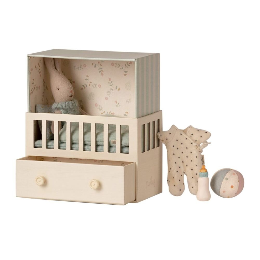 Maileg Baby room micro kanin 2021