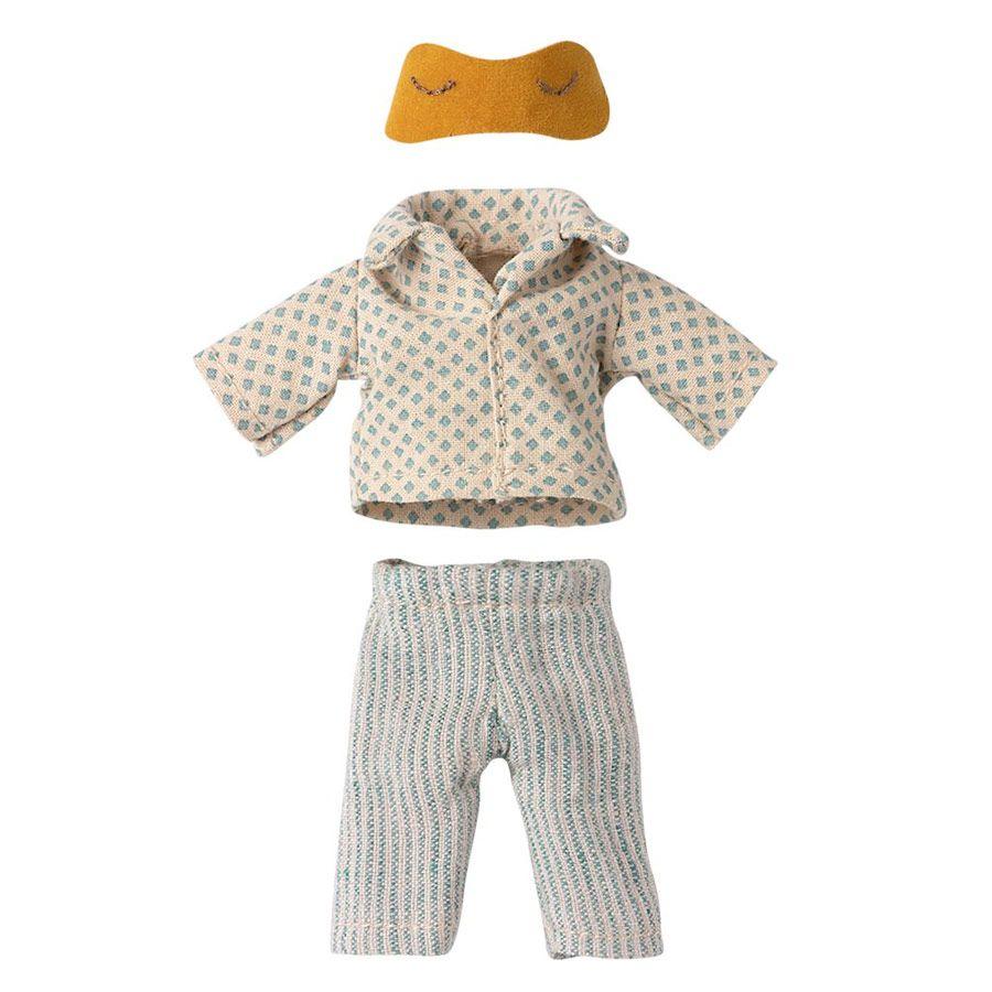 Maileg Pyjamas til far mus