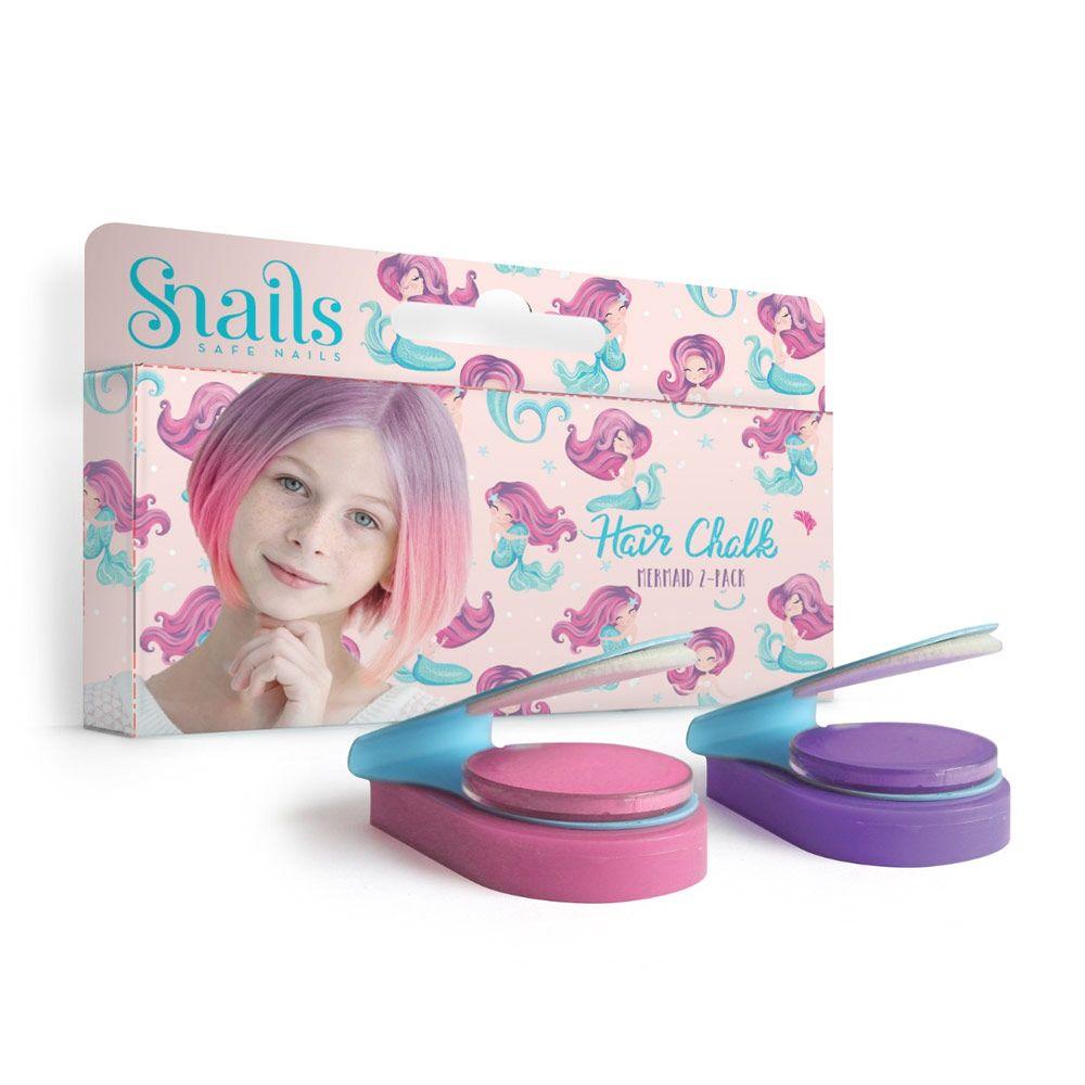Kemifri Klak farve til børn hårfarve Olisan.dk havfrue snails