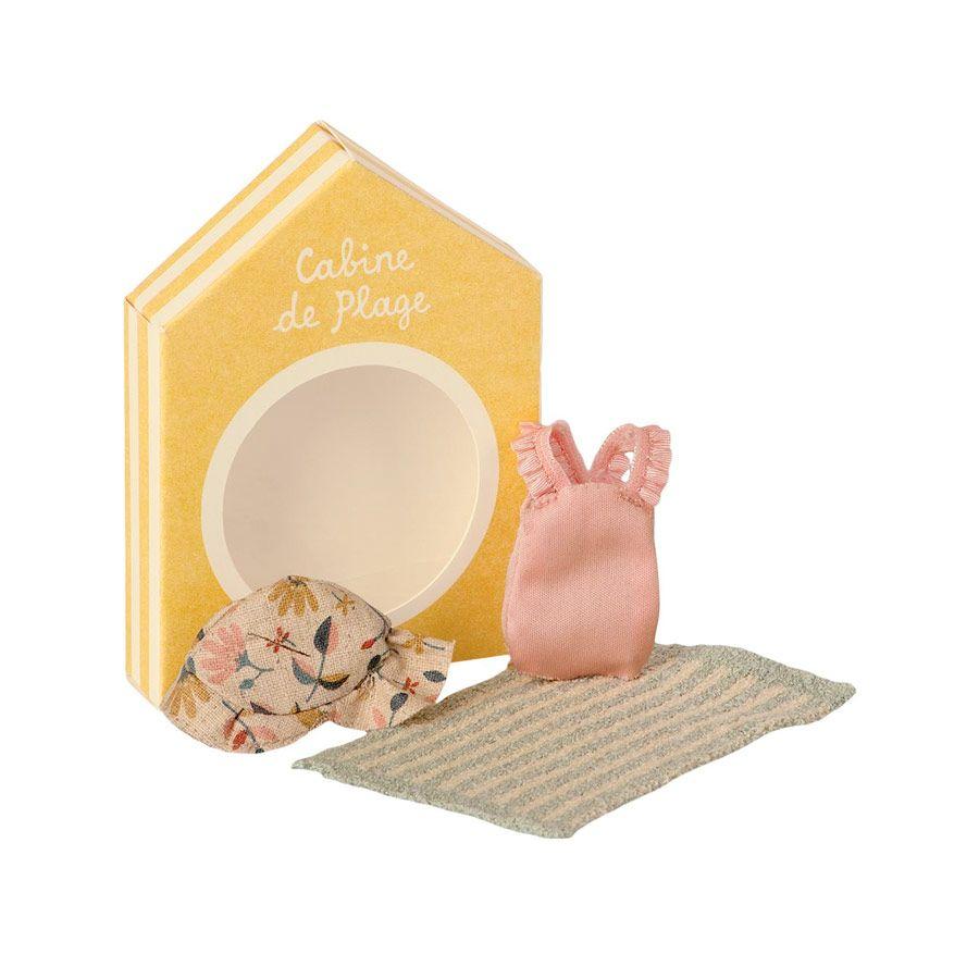 Maileg Strandsæt til storesøster Micro mus
