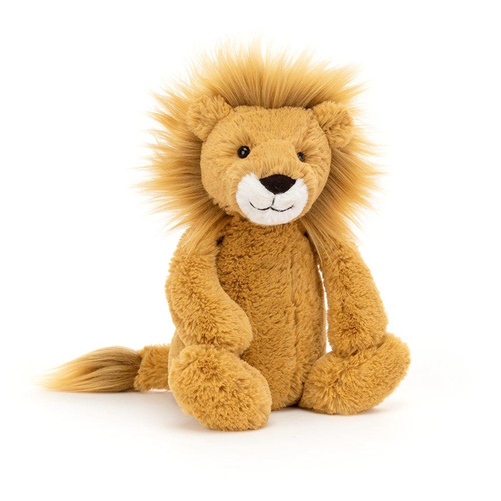Jellycat Bashful Løve 31 cm