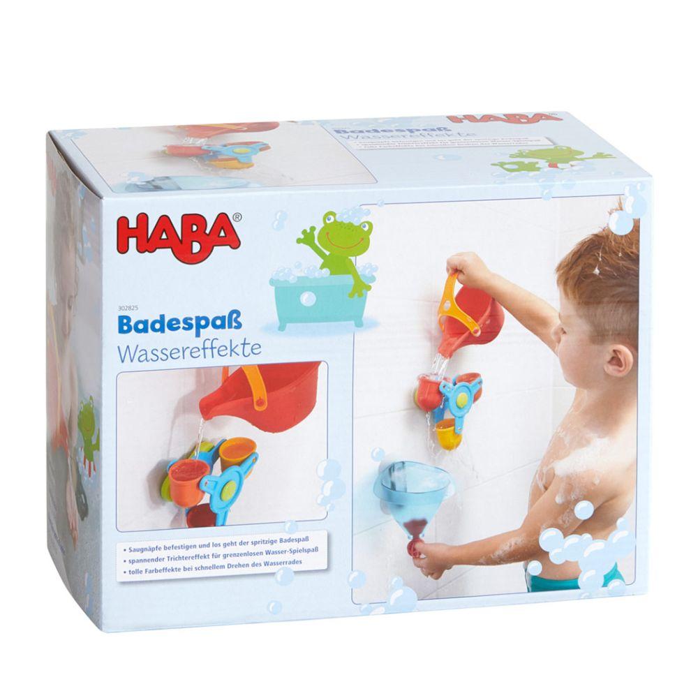 HABA Badelegetøj kuglebanesæt mølle og tragt