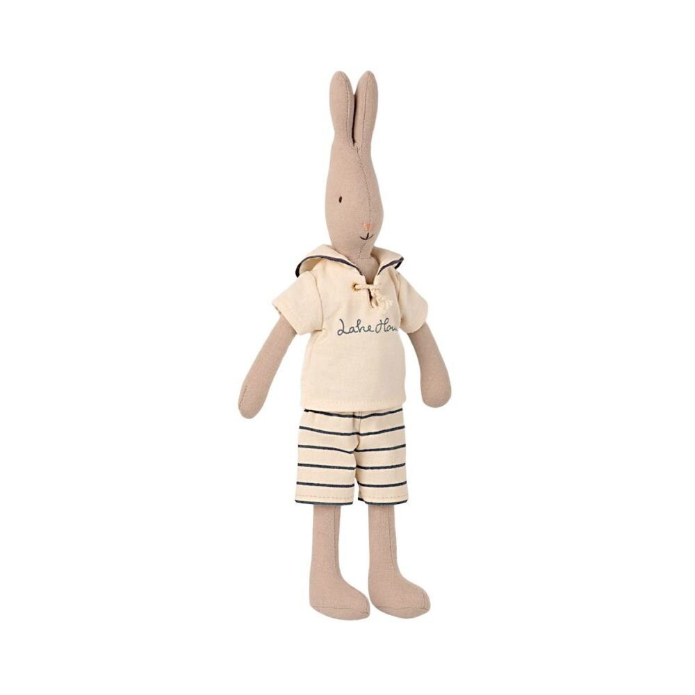 Maileg Kanin size 2 - Sejler 29 cm