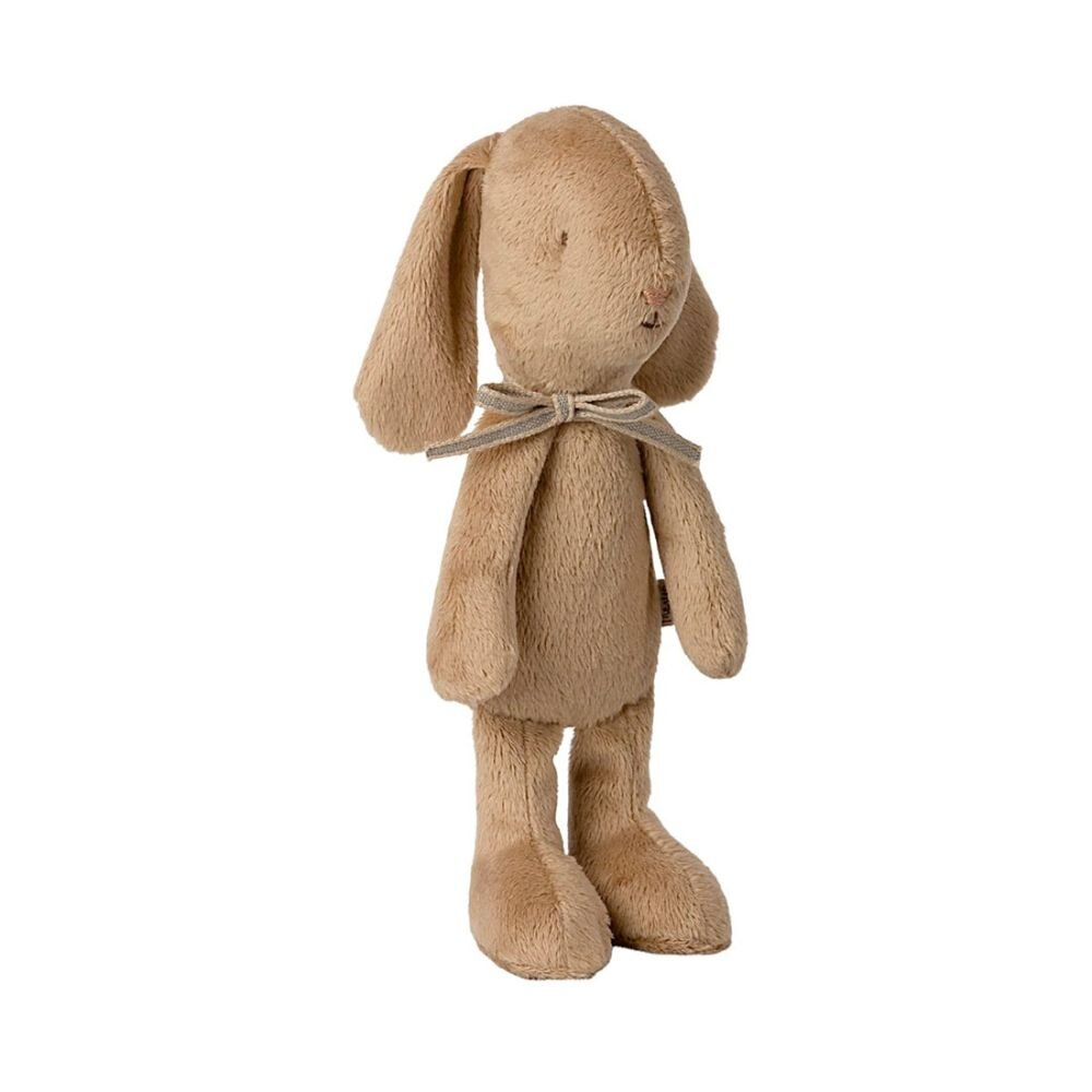 Maileg Soft Bunny small i brun