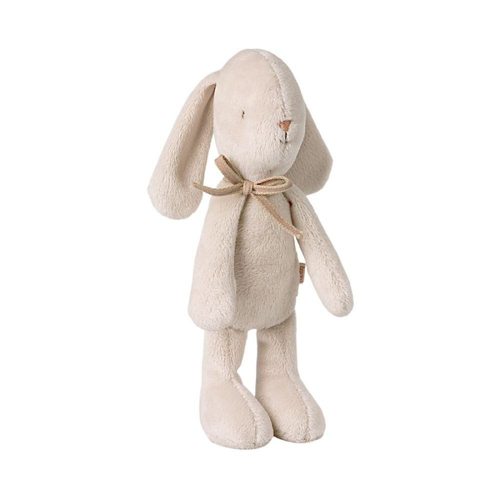 Maileg Soft Bunny small i Off white