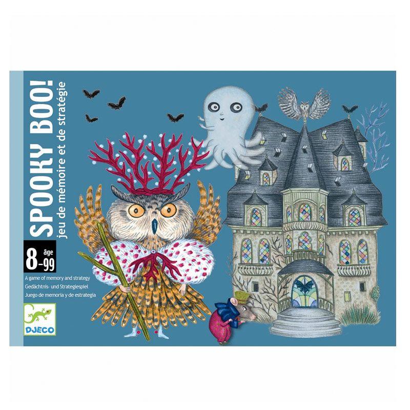 Djeco kortspil - Spooky Boo!
